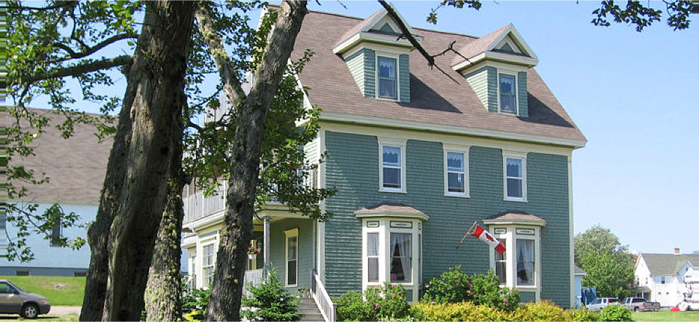 Welcome To Our Victorian Era Bed And Breakfast In The Centre Of Louisbourg.  Enter This Handsome Old House With Its Comfortable And Quiet Feel And  Discover A ...